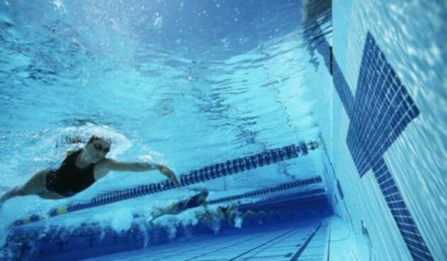 Nadadora referencial