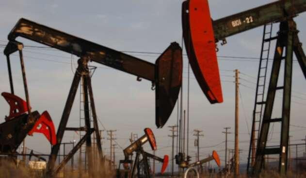 Fracking, actividad que se utiliza para la explotación de hidrocarburos.