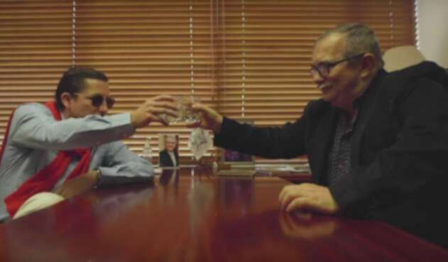 Entrevista de Juanpis González a 'Timochenko'