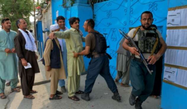 Elecciones en Afganistán