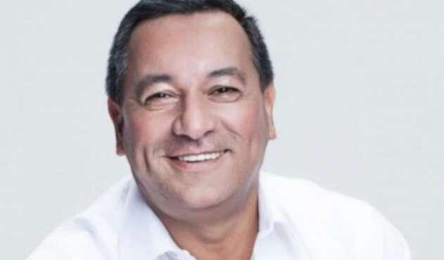 Carlos Emel Cuervo Cañola, alcalde de Salgar