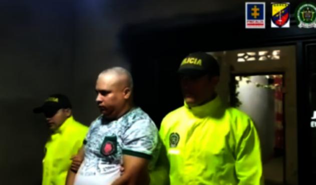 Alias 'el Chavo', cabecilla del 'Clan del Golfo', se fugo de un reclusorio de Medellín