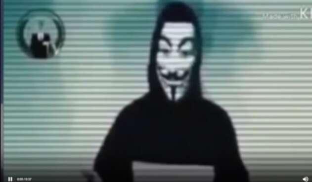 Video anónimo