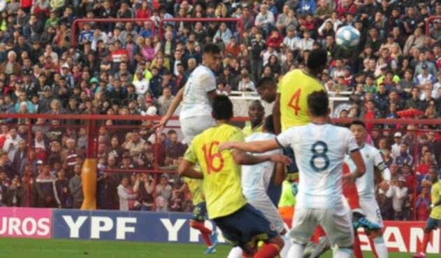 Argentina Vs. Colombia sub 23