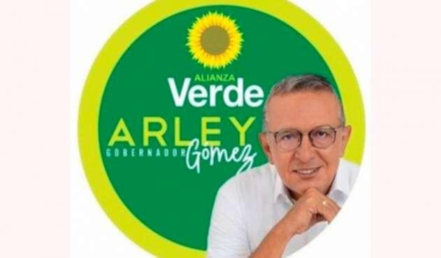 Arley Gómez, candidato a la Gobernación del Meta