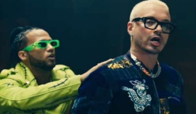 J Balvin y Major Lazer