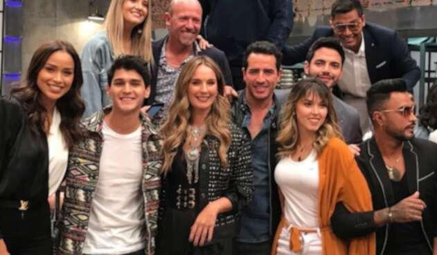La nueva temporada de MasterChef Celebrity 2019