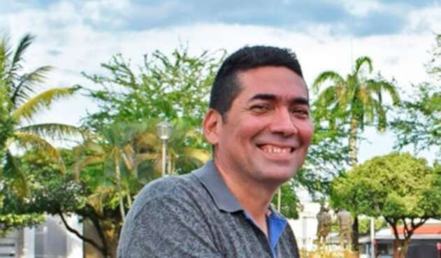 Bernardo Betancourt Orozco, candidato a la Alcaldía de Tibú, en Norte de Santander, que fue asesinado