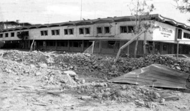 Bomba El Espectador 1989