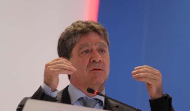 Bruce Mac Máster, presidente de la Asociación Nacional de Empresarios de Colombia (Andi)