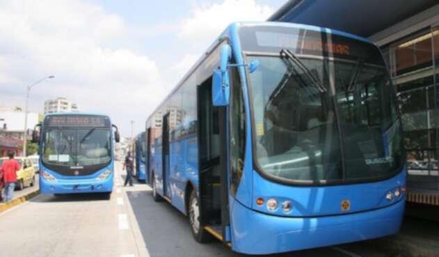 Bus Mio de Cali