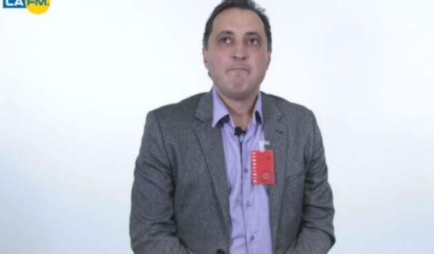 Andrés López en Googleando de LA FM