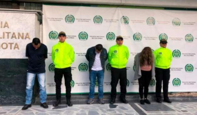 La banda 'Los Kronos', desmantelada por las autoridades