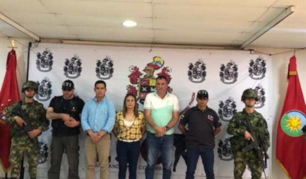 Capturan al alcalde de Puerto Inírida y a varios contratistas