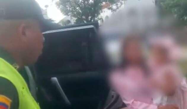 La mujer involucrada en Cartagena en abandono de su hija