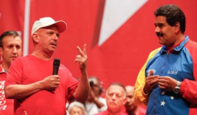 Hugo Carvajal, exgeneral de inteligencia de Venezuela