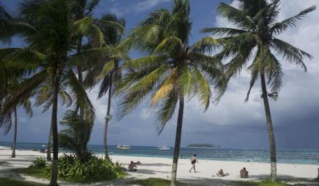 Isla de San Andrés.