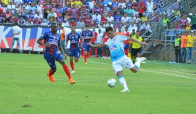 Junior Vs. Unión Magdalena