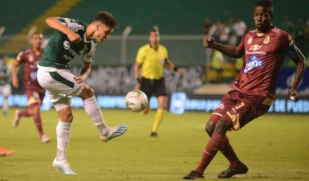 Cali vs Tolima - Copa Águila 2019