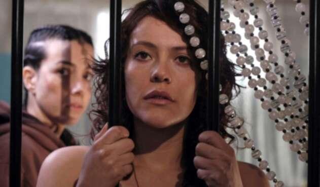 La actriz Cristina Umaña.