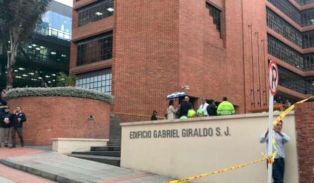 Edificio Gabriel Giraldo de la Universidad Javeriana