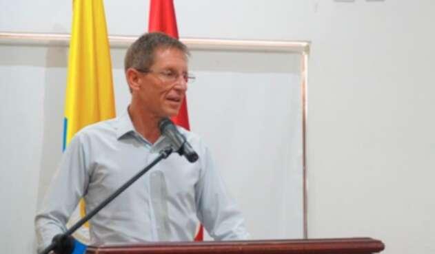 Emilio Archila, consejero presidencial para la Estabilización y la Consolidación
