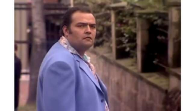 El actor Enrique Carriazo.