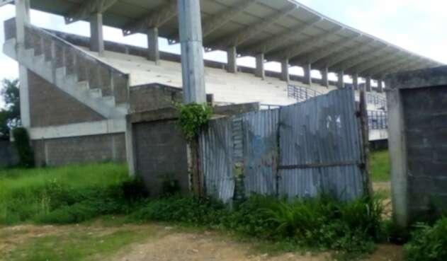 El estadio de Cotorra, según comunidad, no cumplió los objetivos.