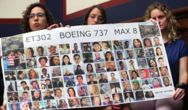 Identificados los restos de las 157 víctimas del vuelo de Ehtiopian Airlines