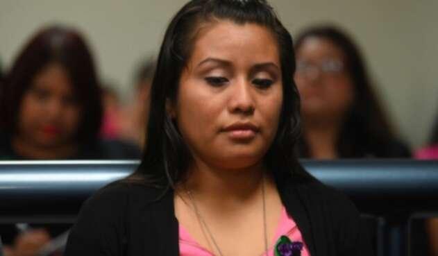 Evelyn Hernández, El Salvador