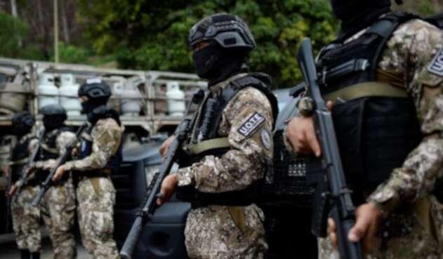 Fuerzas de Acciones Especiales de la policía venezolana, FAES