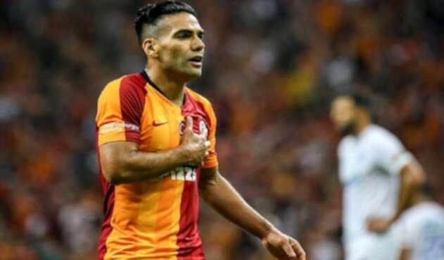 Falcao García en el Galatasaray