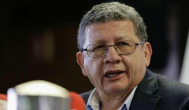 Pablo Catatumbo, senador Partido Farc