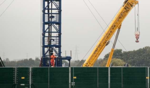 La actividad de fracking adelantada en Blackpool, en Inglaterra