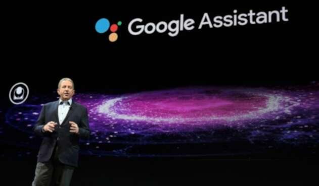 Plataforma Google Assistant