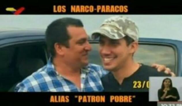 Juan Guaido Los rastrojos
