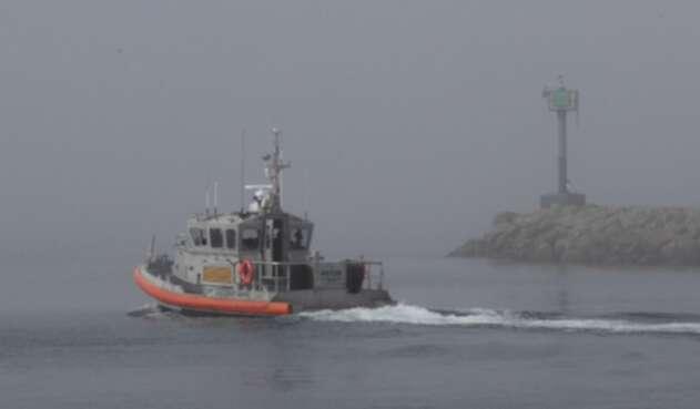 Guarda costas busca a los desaparecidos en California