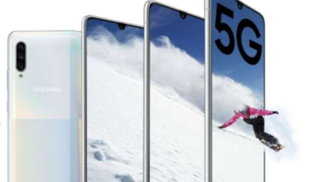 celular red 5G