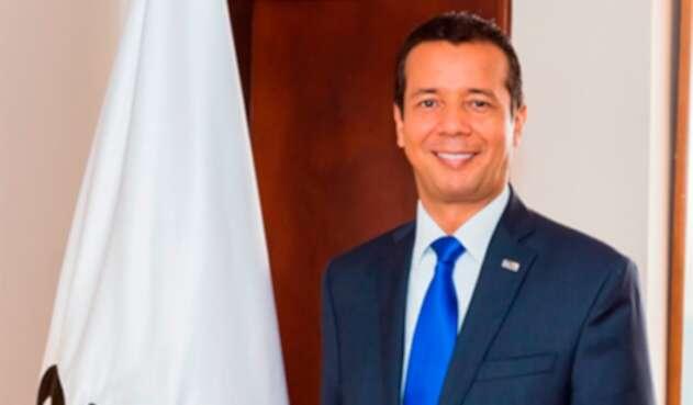 Heriberto Sanabria, expresidente del Consejo Nacional Electoral