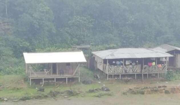 Resguardos indígenas en Chocó