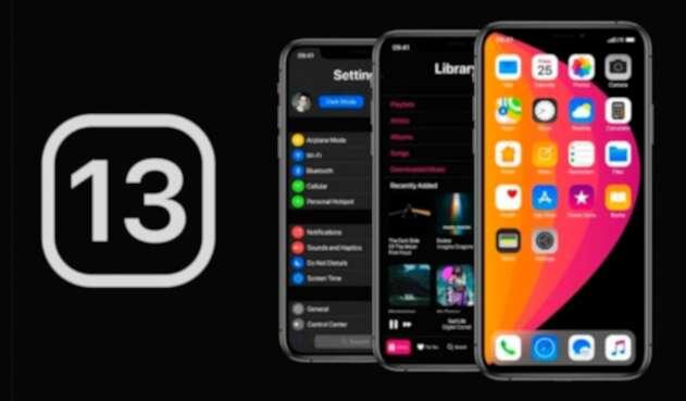 iOS 13, nueva versión del sistema operativo para móviles de Apple