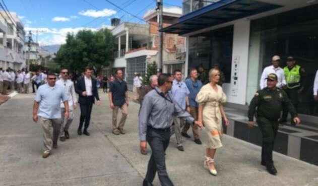 Visita Ivanka Trump a Norte de Santander