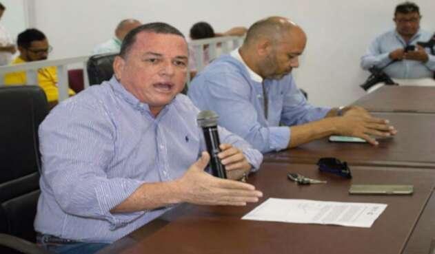 Presidente del Concejo de Santa Marta