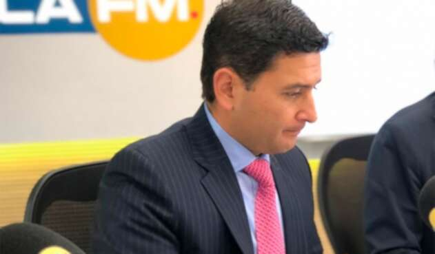 Jorge Castaño Gutiérrez, superintendente financiero