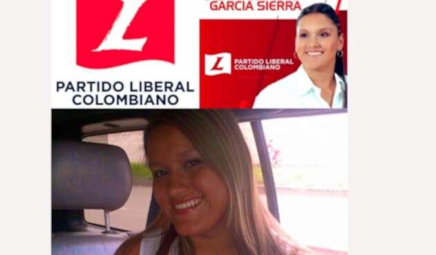 Karina García, candidata asesinada en Suárez (Cauca)