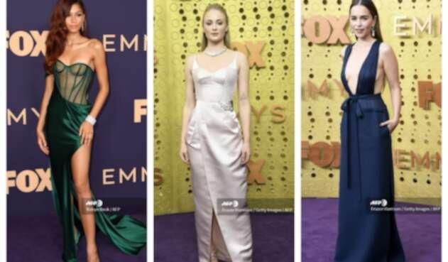 Looks premios Emmy 2019