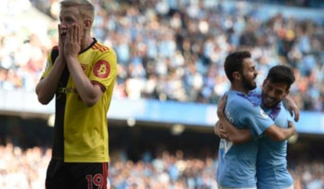 Manchester City anotó una goleada histórica