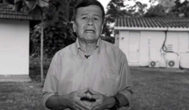 Pablo Beltrán, guerrillero del ELN