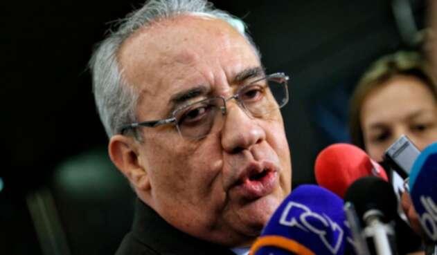 Pablo Elías González, director de la Unidad Nacional de Protección