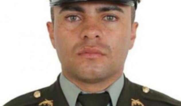 Patrullero Óscar Leonardo Guevara